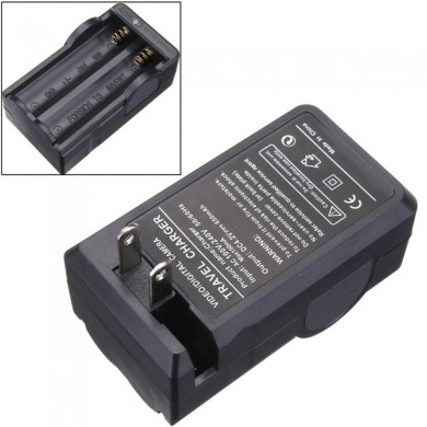 DC 4.2V 650mA US UK EU Power Charger Plug 18650 Rechargeable Battery