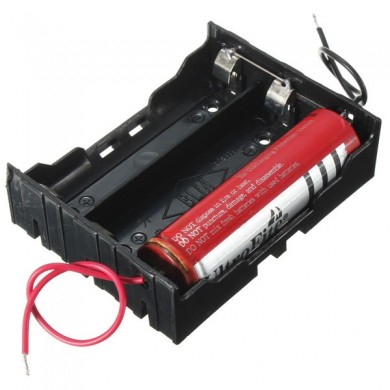 3x18650 Batteries Stylus AA Battery Holder Battery Case Container Box