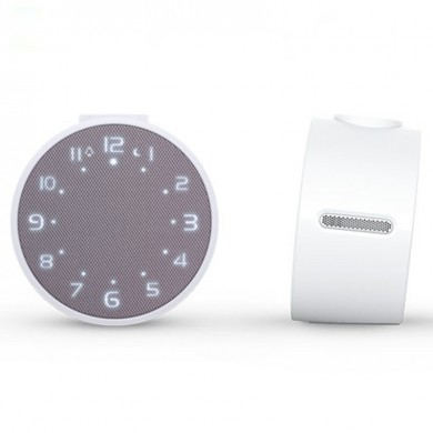 Original Xiaomi Mi Music Alarm Clock Xiaomi Bluetooth Speaker Bluetooth4.1 360-Hours-Standby Speaker