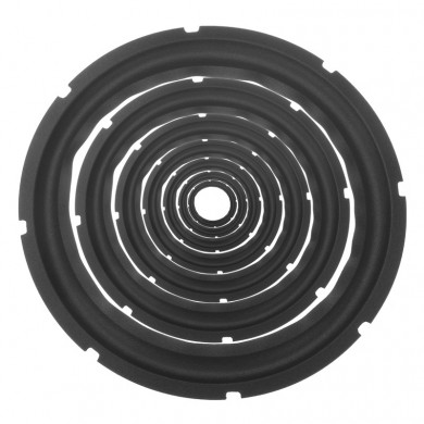 Loudspeaker Rubber Foam Ring Subwoofer Speaker Repair Replacement