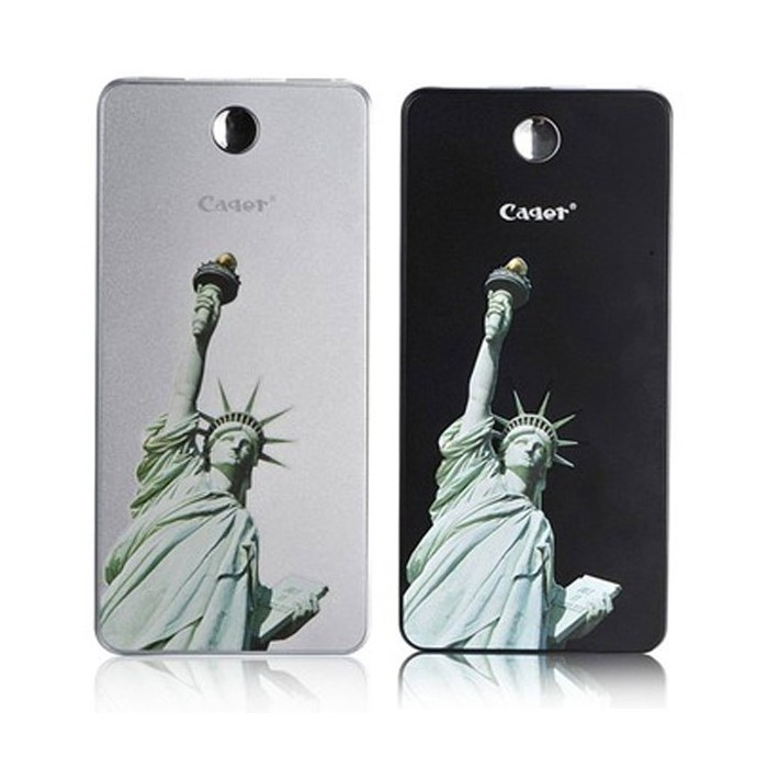 Cager T08 8000mAh externe Batterieleistung Bank für iPhone Tablet