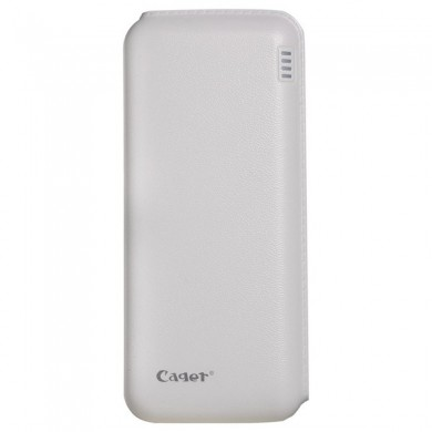 Cager B16 12000mAh Dual USB Power Bank For iPhone Tablet