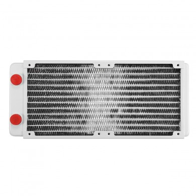 Copper 240mm 13 Tubes Computer Water Cooling Radiator Heatsink