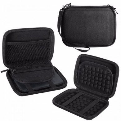 Waterproof EVA Hard Case Carry Bag Pouch Cover Hard Drive Cable Storage Bag Case