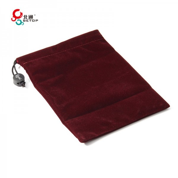 Universal Multifunctional Flannelette Digital Accessories Storage Bag
