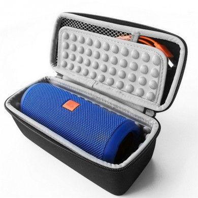 Portable EVA Storage Bag Shockproof Hard Case Zipper Cover for JBL Flip 1 2 3 4 Bluetooth Speaker