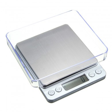 200g X 0.1g 0.01g Digital Pocket Scale Jewelry Weight Electronic Balance Gram