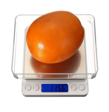 DANIU 3000g 0.1g Digital Pocket Scale Electronic Scale Weight Scale Balance