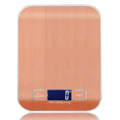 WeiHeng 10kg 1g Stainless Steel Digital Scale Electronic Weight Balance