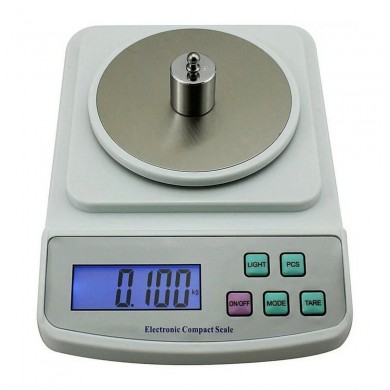 SF-400C 500g 0.01g Electronic Balance Scale High Precision Digital Display Kitchen Tool
