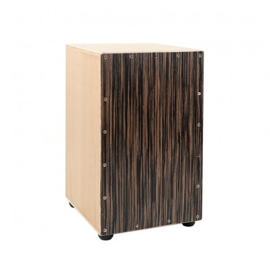 Mano Percussion MP985M Cajon Maple Acabado de tambor musical AMS - BM - Belfield Music