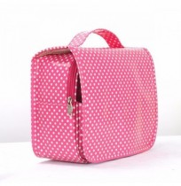Women Family Nylon Lightweight Multifunctional Wash Comestic Bag Storage Bags