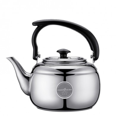 Large 1000ml Stainless Steel Teapot Coffee Cold Water Pot Kettle Jug Home Kitchen Coffee Tea Pot