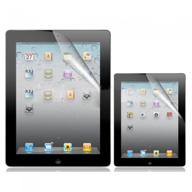 Clear Mirror Surface Design Screen Protector For iPad Mini
