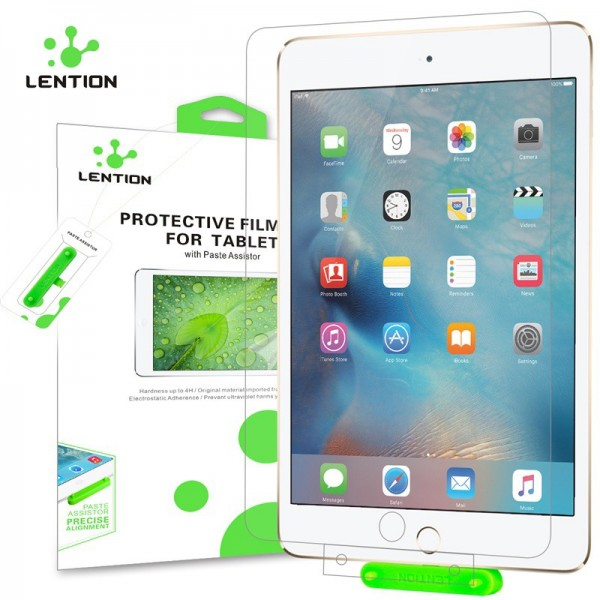 Lention Mate Frosted Anti Fingerprints Scratch filme protetor de tela resistente para iPad Mini 1 2 3