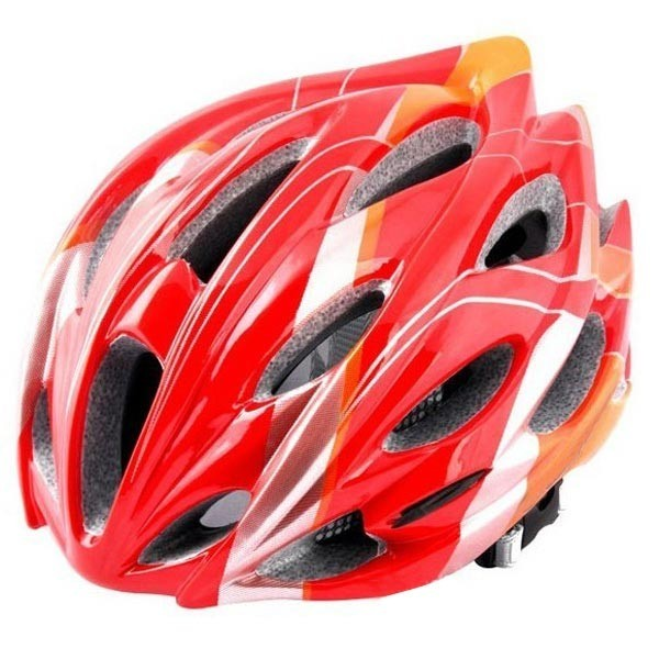 Outdoor EPS Bike Cycling Riding Helmet With Insect Nets And 24 Vents