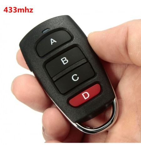 Universal Cloning Cloner 433mhz Electric Gate Garage Door Remote Control Key Fob