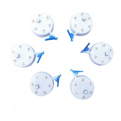 6 Headbrand lampada Switch Kite Lights Shinning Led Light per grandi aquiloni con interruttore
