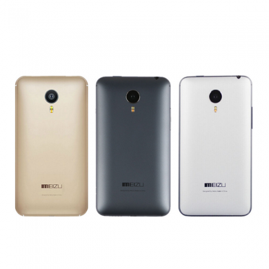 Original Battery Frosted Shield Back Cover Case for Meizu MX4 MX 4