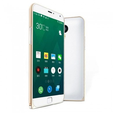 Ultra-thin Aluminium Metal Buckle Metal Bumper Case For MEIZU MX4 Pro