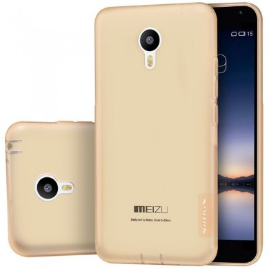 NILLKIN Transparent Nature TPU Case For Meizu M2 note