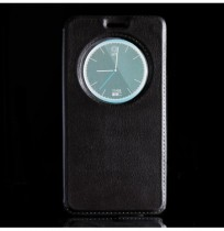 YIKADENG View Window Leather Stand Case For Meizu m1 Note