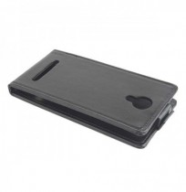 Up-Down Filp PU Leather Magnetic Protective Case For LG G3