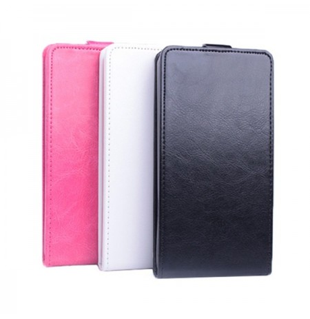 Flip Up And Down PU Leather Protective Case Cover For LG G Joy