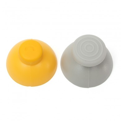 1 Set Replacement Analog Switch Thumbsticks Grips Thumb Joystick Cap For NGC Gamecube GC Controller