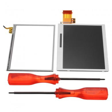 Bottom LCD Display Touch Screen Replacement Tool para Nintendo DS Lite DSL NDSL
