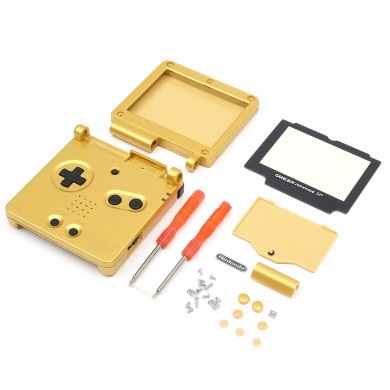 Replacement Game Console Housing Shell Case Screen Cover Tool For Nintendo Gameboy Advance SP GBA SP