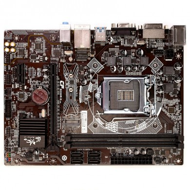 Colorful Battleax C.B250M-D V20 B250 mATX Gaming Motherboard Mainboard  for Intel LGA1151