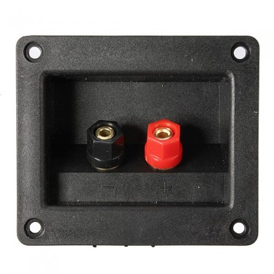 Platz Binding Post Typ Lautsprecher Box Terminal Cup Draht Connector Board