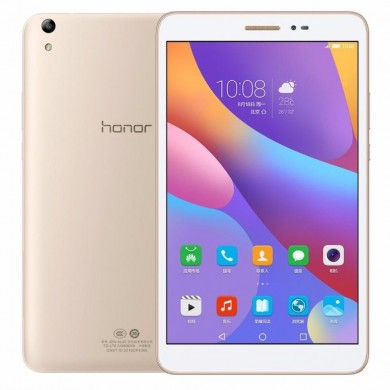 Original Caixa Huawei Horor T2 64GB Qualcomm Snapdragon 616 Octa Core 8 Polegada Android 6.0 Tablet