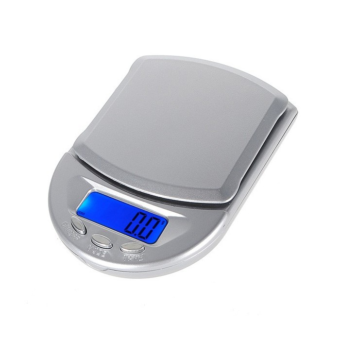 500g X 0.1g Digital Jewelry Diamond Pocket Electronic Balance Weight LCD Scale