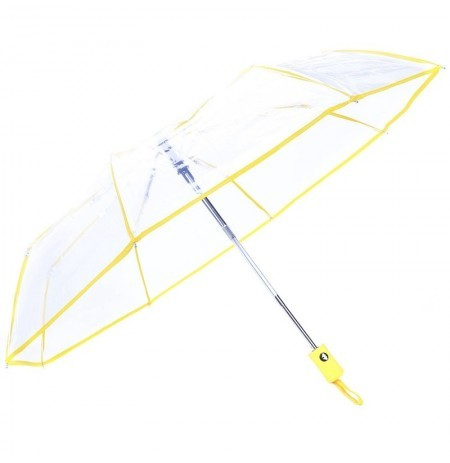 aeea4b7a6a93 Transparent Paraguas Automatic Umbrella Rain Women Men Sun Rain Auto  Paraguas Compact Folding Windproof Style Clear Umbrella