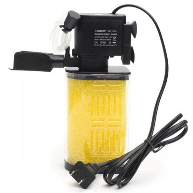 13W 800L/H Aquarium Submersible Internal Filter Filtration Water Pump Aquarium Fish Tank