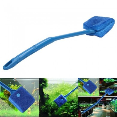 Yani HP-AQ02 Aquarium Fish Tank Glass Algae Glass Cleaner Clean Brush Fish Tank Cleaner