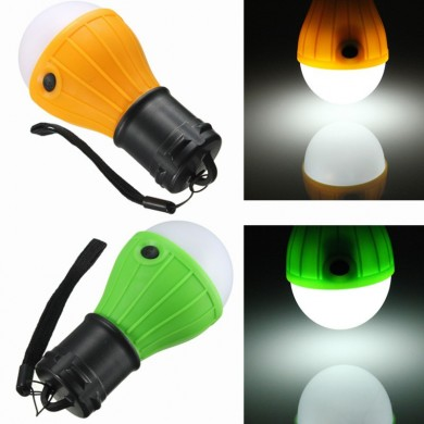 Camping Light Bulb LED Hanging Tent Lamp Super Bright LED Light Camping Bulb