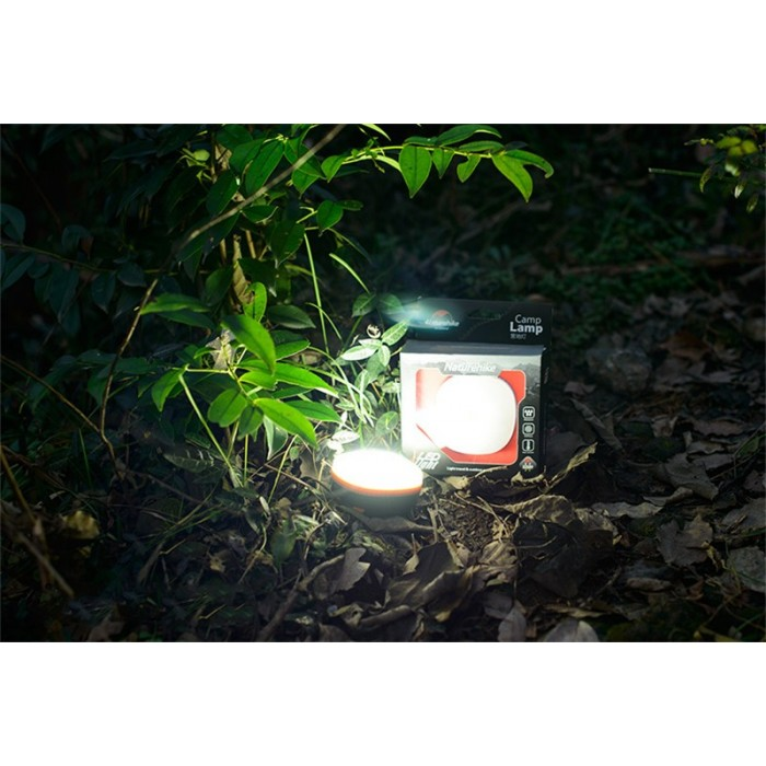 NatureHike NH16D300-D Magnetic Camping Tent Light Mini Lamp 3 Modes Lantern