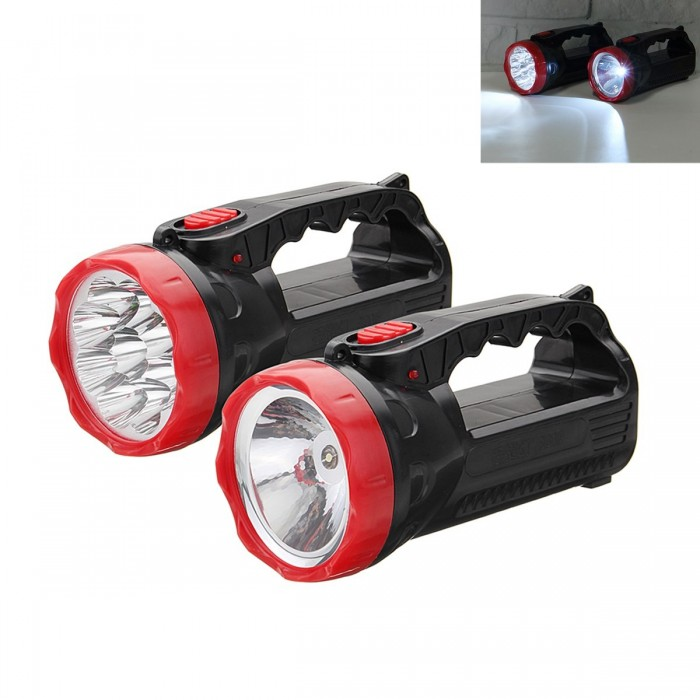 Led Torch Flashlight Lamp For Outdoor