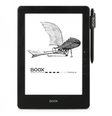 ONYX BOOX N96 CARTA 9.7 polegadas 16G E-Ink Dual Tocar Display WI-FI Bluetooth E-book Reader