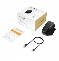 Wavlink wn560n2 300mbps repetidor wireless ap suave extensor wlan puente inalámbrico