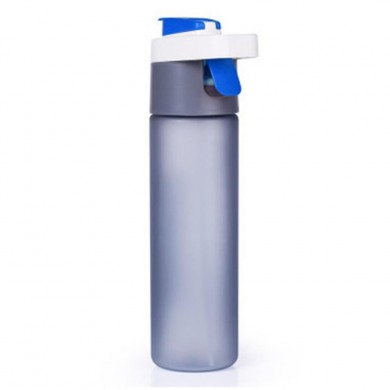 600ML Outdoor Plastic Water Bottle Creative Traveling Sport Running Drinkware Leakproof Spray Kettle