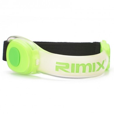 RIMIX Glowing LED Sport Night Running Reiten Sicherheit Lichter Leggings Reflektierende Arm Band