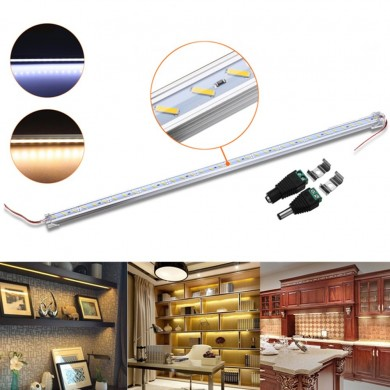 50CM 8520SMD Waterproof 36 LED Rigid Strip Light Cabinet Camping Boat Lamp for Home Decor DC12V