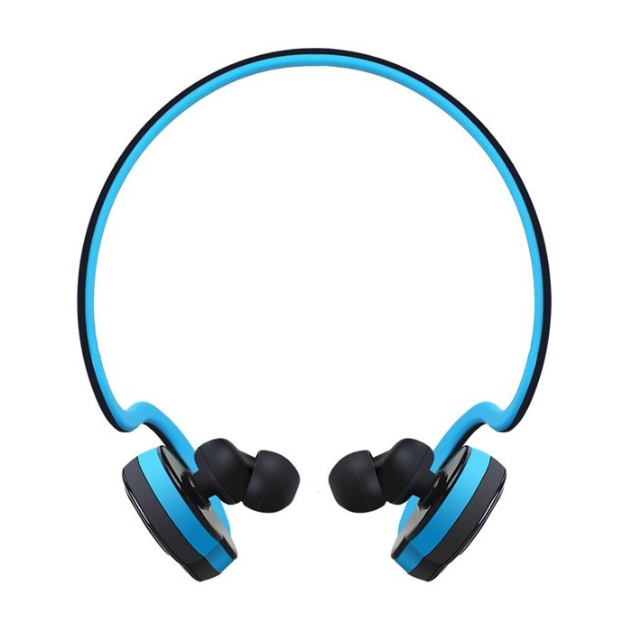 Biaze D08 Wireless Sports Bluetooth Stereo Headset Earphone With Microphone For Tablet Cell Phone