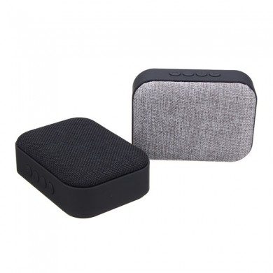 Wireless Bluetooth Cloth Speaker Support TF Card FM Radio Hands Free Call For Tablet