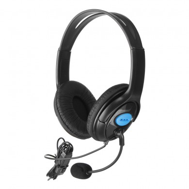 3.5mm Gaming Headset Headphone With MIC Volume Control For XBOX ONE