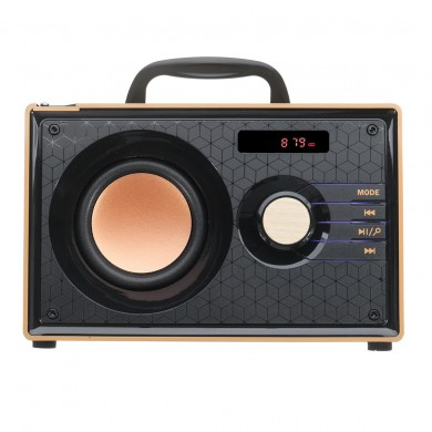 Stereo Bluetooth Altavoz Subwoofer Heavy Bass Inalámbrico Boombox Sound para tableta Celular